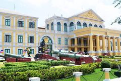 Kochasri In Front of The Ministry of Defence, Thailand royalty free stock images
