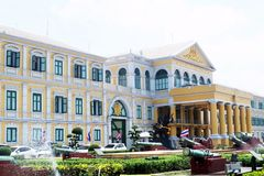 Kochasri In Front of The Ministry of Defence, Thailand stock photos