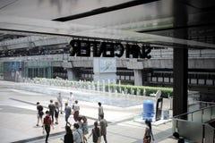 BANGKOK, THAILAND, MARCH 28, 2013 Shoppers visit Stock Photos