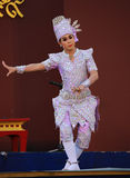 Thai Traditional Dress Royalty Free Stock Images