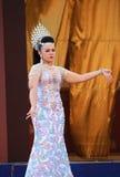 Thai Traditional Dress Stock Photo