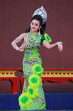 Thai Traditional Dress Stock Photography