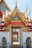 Bangkok, Thailand - May 25, 2014: Wat Pho,Temple of the Reclining Buddha in Bangkok, Thailand Royalty Free Stock Photo