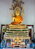 Bangkok, Thailand - May 25, 2014: Wat Pho,Temple of the Reclining Buddha in Bangkok, Thailand Stock Images