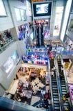 Bangkok, Thailand : MBK shopping mall centre inside Stock Image