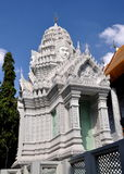 Bangkok, Thailand: Mondop at Wat Rajapradit Stock Photography