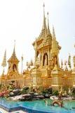 Bangkok Thailand - November 04, 2017; Någon av den tillagda stren Arkivfoton
