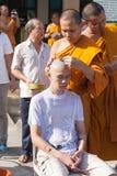 BANGKOK, THAILAND - 26. NOVEMBER 2011 Reihe der Klassifikation Lizenzfreie Stockfotos