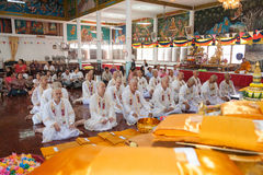 BANGKOK, THAILAND - 26. NOVEMBER 2011 Reihe der Klassifikation Lizenzfreie Stockfotografie