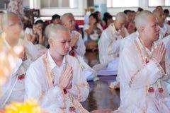 BANGKOK, THAILAND - NOVEMBER 26, 2011. series of the ordination Royalty Free Stock Image