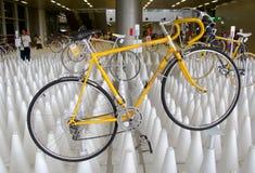 Bangkok, Thailand - November 23, 2012: Uitstekende fiets CARLTON Catalina Stock Foto