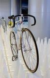 Bangkok, Thailand - November 23, 2012: Uitstekende fiets DE ROSA Stock Afbeeldingen
