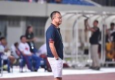 BANGKOK, THAILAND-OCT 22.2014: De voorzitter van Newinchidchob van burir Royalty-vrije Stock Afbeelding