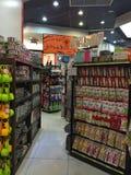 BANGKOK, THAILAND - OCTOBER 10: inside of shopping center Centra Stock Photos