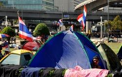 Bangkok, Thailand: Operation Shut Down Bangkok Protest Stock Photos