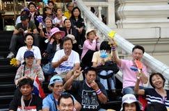 Bangkok, Thailand: Operation Shut Down Bangkok Protestors Royalty Free Stock Photo