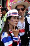 Bangkok, Thailand: Operation Shut Down Bangkok Protestors Stock Photos
