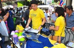 Bangkok, Thailand: Operation Shut Down Bangkok Street Vendors Royalty Free Stock Photography