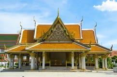 Bangkok Thailand: Paviljong Royaltyfria Bilder