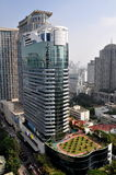 Bangkok, Thailand: Plaza Athenee Hotel Stock Photo