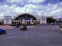 Bangkok Railway Station royalty free stock images