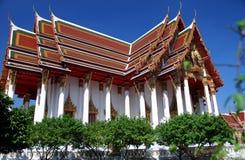 Bangkok, Thailand: Ratchaburana Temple Stock Images
