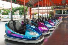 Free BANGKOK, THAILAND - SEPTEMBER 3, 2018 : Electric Bumper Car For Stock Images - 125341594