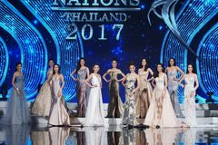 Miss All Nations Thailand 2017, Final Round Royalty Free Stock Photos