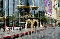 Bangkok, Thailand: Siam Paragon Plaza Stock Images
