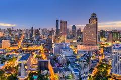 Bangkok Thailand Skyline Stock Image