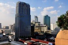 Bangkok, Thailand: Skyline View Royalty Free Stock Images