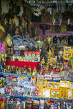 Bangkok Thailand Souvenir Stand Royalty Free Stock Image