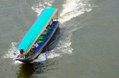 Bangkok, Thailand : speed Boat Stock Photo