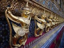 Bangkok, Thailand. Statue inside the Royal Palace in Bangkok, Thailand. Decorative, gold. Travel. Asia Royalty Free Stock Image