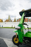 Bangkok, Thailand : Taxi call TUK TUK Stock Images