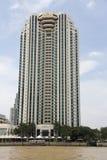 BANGKOK, THAILAND - 25TH SEPT.: Het peninsulaire hotel van Cha Stock Afbeeldingen