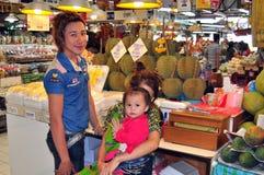 Bangkok, Thailand: Or Tor Kor Market Stock Photo