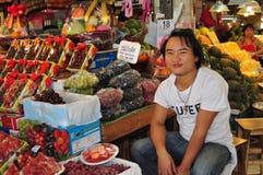 Bangkok, Thailand: Or Tor Kor Market Royalty Free Stock Photos