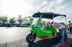 Bangkok, Thailand: Tuk Tuk Taxi Royalty Free Stock Images