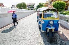Bangkok, Thailand : TUK TUK taxi Royalty Free Stock Images