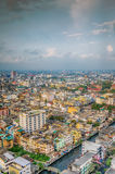 Bangkok in Thailand Royalty Free Stock Image