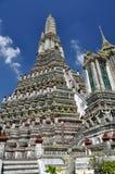 Bangkok, Thailand: Wat Arun Stock Afbeeldingen