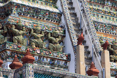 Bangkok Thailand Wat Arun Stock Photography