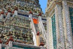 Bangkok Thailand Wat Arun Royalty Free Stock Photography