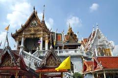 Bangkok, Thailand: Wat Hua Lamphong Royalty Free Stock Photography