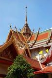 Bangkok, Thailand: Wat Hua Lamphong Stock Photos
