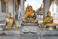 Bangkok, Thailand: Wat Hua Lamphong Stock Photo