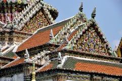 Bangkok, Thailand: Wat Phra Kaeo Royalty Free Stock Image
