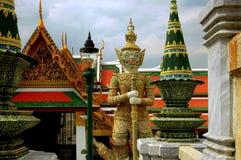 Bangkok, Thailand: Wat Phra Kaeo Stock Image