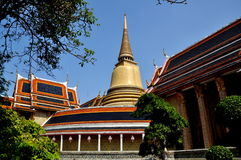 Bangkok, Thailand: Wat Ratchabophit Royalty Free Stock Photo